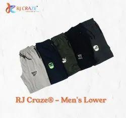 RJ Craze Track Pant Mens Lower Pants, Size: L-2XL