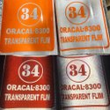 Oracal 8300 Retro Reflective Overlay Sheet