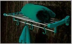 Foldable Towel Rack