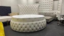 Designer Bed Luxury Round Bed