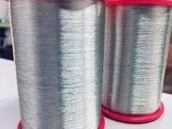 Silver Zari Thread
