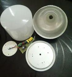Aluminum Round Dom Bulb