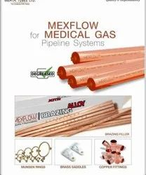 Mexflow Medical Copper Tubes