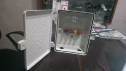 Frp Material Poly Carbonate Juction Box, 10, 50*50*15