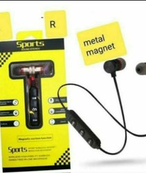 Metal Sports Bluetooth Earphone