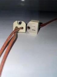 Dental Lamp Holder 885 Flat Pin