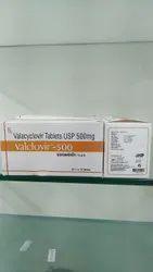 Valacyclovir Tablet