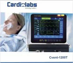 Cardiolab Icu Ventilator