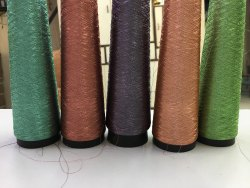Polyester Zari Thread