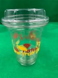 Disposable Printed Juice Glass