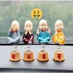 Buddha Monk Set Of 4