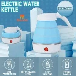 Collapsible Electric Kettle, 600 Ml