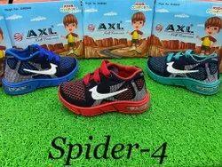 PVC Daily wear Kids Light Shoes, Size: 5-10