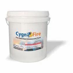 White Fire Retardant Paints, Liquid