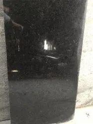 Pan India Rajasthan Black Granite, Slab, Thickness: 15-20mm