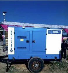 Low Diesel Generator On Hire 62 Kva To 1000 Kva, in Pan India, 440