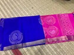 Kanchi Soft Silk Saree
