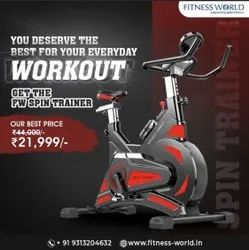 Fitness World - Spin Trainer