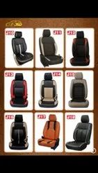 Leather Front & Back Seat Cover