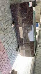Rj Granite Polished Brajil Brown, Flooring, Thickness: 15-20 mm
