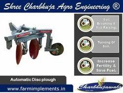 Automatic Reversible Disc Plough (Adjustable Bottom)