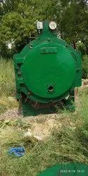 400Kg Heatex 2008 Model Used Boiler