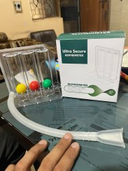 Spirometer Respiratory Exerciser