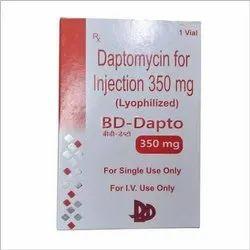 Bd-dapto 350mg injection