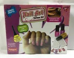 Nail Art Kit, Type Of Packaging: Box