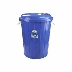 JOYO Blue Plastic Drum 60 Litres, For Chemical Storage