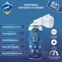 Oxypure Oxygen Can For Medical And Personal Use 12 Litre