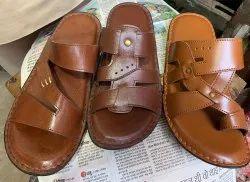 Men Formal Leather Slippers