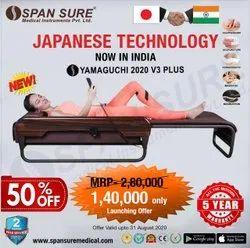 V3 Massage Bed (Japanese Technology) Yamaguchi