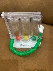 Lung Exerciser 3 Ball Spirometer