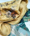 Floral Saree