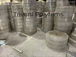 TRIVENI Silver Dona Raw Material, GSM: 80 - 120 GSM, Packaging Type: Shrink Wrapped