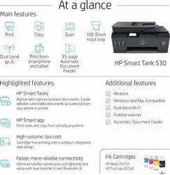 Hp Ink Tank Printer Hp 530