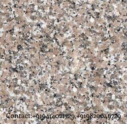 Polished Big Slab Cibabca Pink Granite(P), For Flooring, Thickness: 15-20 mm