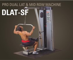 Body Solid - Lat Machine Dlat