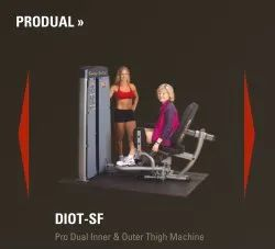 Body Solid - Pro Dual Inner & Outer Thigh