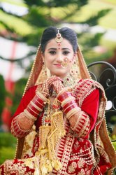 Women 7 A.m. To 7 P.m. All Type Makeup Service, Kharar Punjab