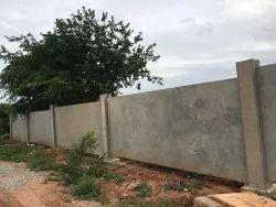 Heavy Duty Precast Wall