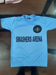 Printed Hoseiry Jockey Sports T Shirts