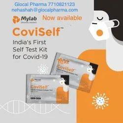 My Lab Coviself Covid 19 Rapid Antigen Test Kit, ICMR Approved