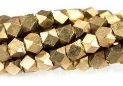 Brass Beads ( C Cut Boll)