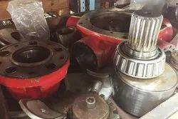 Staffa Hydraulic Motor Repair, Model Name/Number: Hmb Series