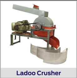 Kadukas Bhuka and Ladoo Crusher Machine