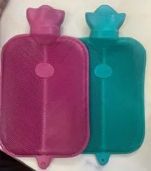 Rubber Water Bottle With Cover