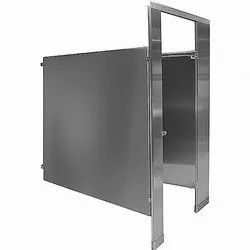 Ss Toilet Cubicle Partition System
