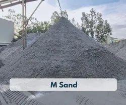 Crushed M Sand